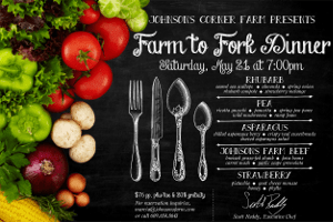 farm to fork 2016 menu