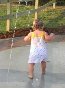 BRING a TOWL!! ENJOY OUR SPLASH PAD WHILE YOU ARE HERE.