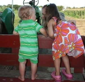 HAYRIDES TO PICK. CHECK OUR FAMILY ACTIVITES FOR MORE INFO.