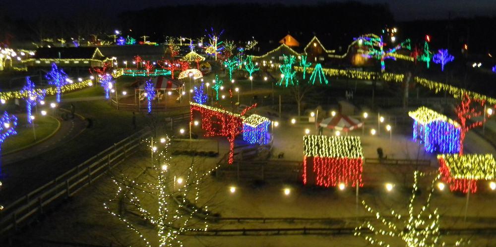 Santa's View... Christmas EVE 2014