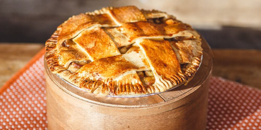 APPLE PIES, PUMPKIN PIES and more